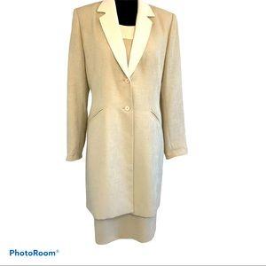 Dillard's by Kasper 3PC Skirt Suit Size 10